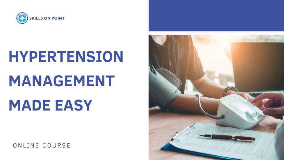 hypertension management made easy - ceu courses